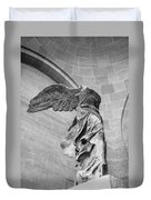 The Winged Victory Duvet Cover