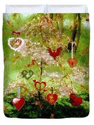 The Wishing Tree Duvet Cover