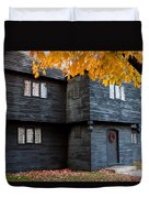 The Witch House Duvet Cover