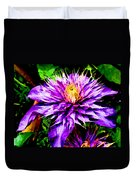 The Witch Queen Of New Orleans  Duvet Cover