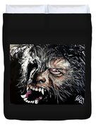 The Wolfman Duvet Cover