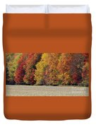 The Wonder Of Fall Duvet Cover