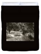The Wooded Path Duvet Cover