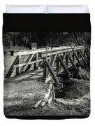 The Wooden Bridge Duvet Cover