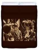 The Young Warriors - 2 Duvet Cover