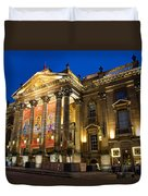 Theatre Royal Duvet Cover