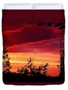 Thee Sunset Of Summer 2014 Duvet Cover