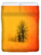 Thee Tree  Duvet Cover