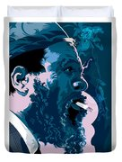 Thelonius Monk Duvet Cover