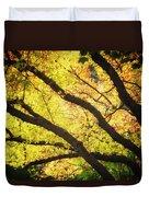 Then Autumn Arrives 03 Duvet Cover