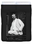 Theodore Roosevelt (1858-1919) Duvet Cover