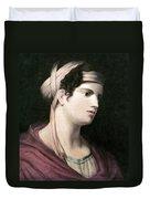 Therese Von Brunsvik (1775-1861) Duvet Cover