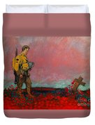 They Called It Passchendaele Duvet Cover