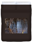 Thin Ice Of A New Day Duvet Cover