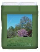 Think Spring Duvet Cover