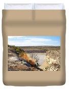 Thirsty Rio Grande Duvet Cover