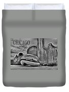 This Is Chicago Duvet Cover