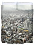 This Is Tokyo Duvet Cover