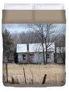 This Old House Duvet Cover