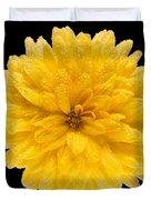 This Yellow Chrysanthemum Duvet Cover