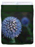 Thistle Bloom 2 Duvet Cover