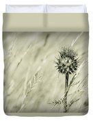 Thistle - Dreamers Garden Series Duvet Cover