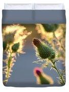 Thistle Garden Duvet Cover