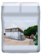 Thomas Coyne Winery Duvet Cover