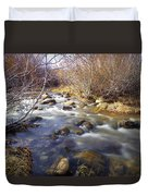 Thomas Creek Duvet Cover