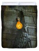 Thomas Edison Lightbulb Duvet Cover