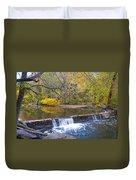Thomas' Mill Dam Duvet Cover