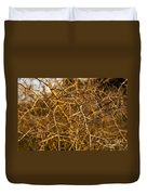 Thorn Bush Duvet Cover