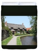 Thornton-le-dale In N.e Yorkshire Duvet Cover