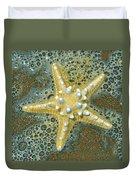 Thorny Starfish Duvet Cover