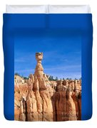 Thors Hammer, Bryce Canyon Duvet Cover