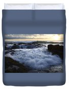 Thors Well 2 Duvet Cover by Bob Christopher