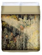 Those West Virginia Hills Duvet Cover