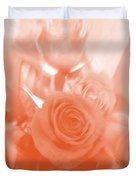 Thoughts Of Valentine's Day Duvet Cover