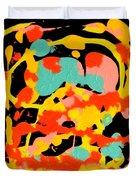 Three Carnival Duvet Cover