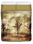 Three Palms 6-2 Duvet Cover
