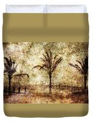 Three Palms 6 Duvet Cover