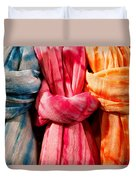 Three Tie-dye Knots Duvet Cover