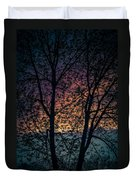 Through The Tree Duvet Cover