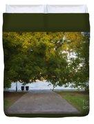 Through The Tree's Duvet Cover