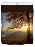 Through The Trees Duvet Cover