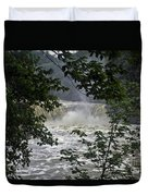 Through The Trees Duvet Cover