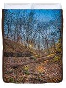 Thru The Woods Duvet Cover