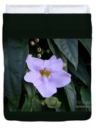 Thunbergia Duvet Cover
