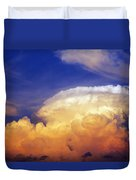 Thunderhead Duvet Cover by Skip Nall
