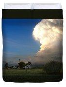 Thunderhead Duvet Cover